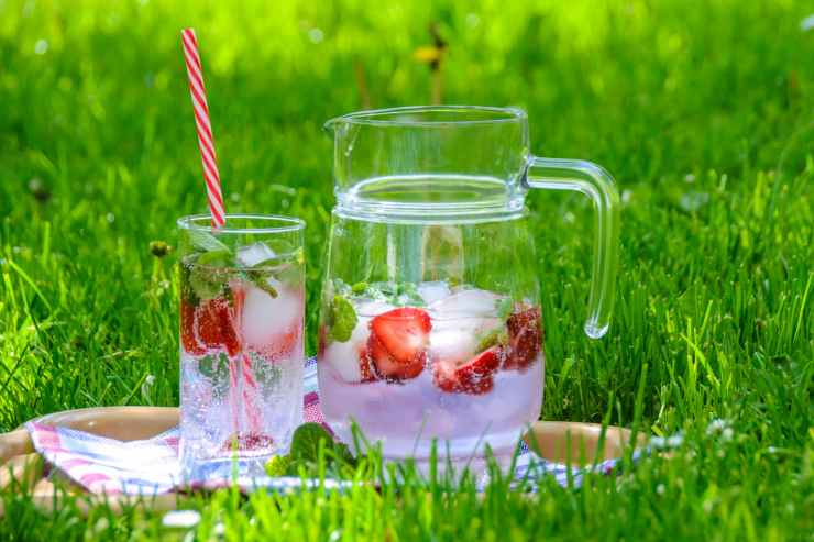 cold cool drink field